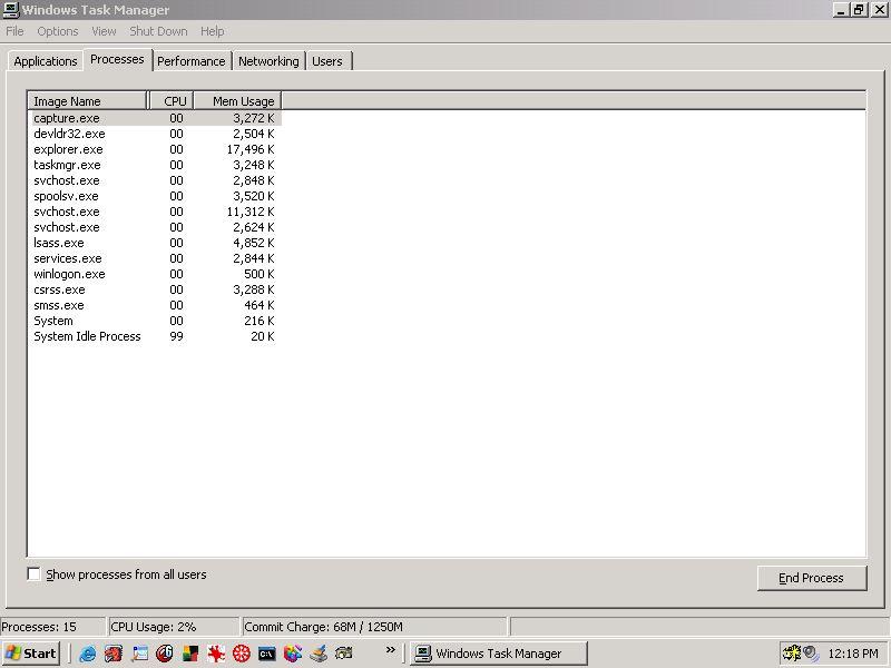 "System Idle Process"" | DaniWeb"