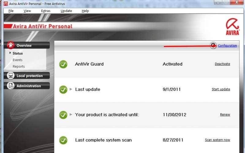 windows-virus - Ho to get rid of