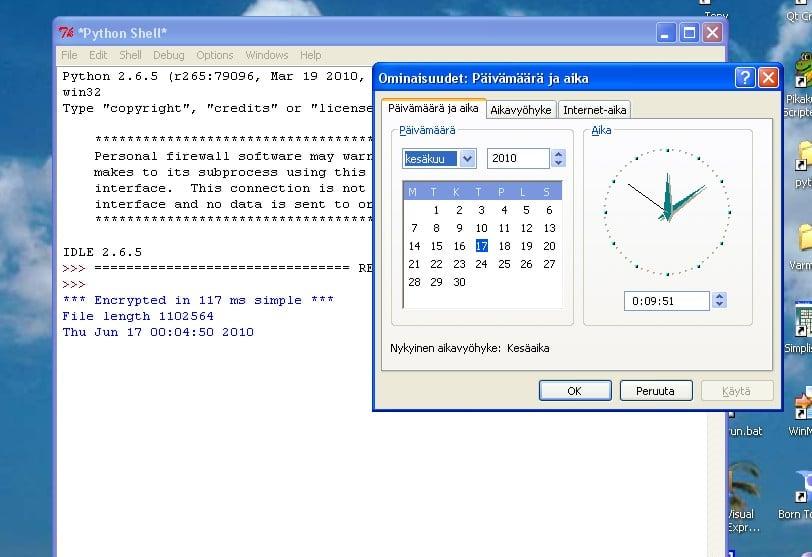 Text Encryption/Decryption with XOR (Python) | DaniWeb