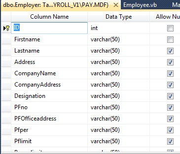 Employer_table