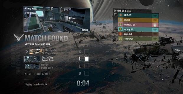Halo reach matchmaking ctf