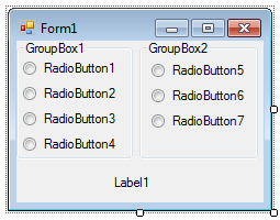 vb net - How do I add radio buttons together | DaniWeb